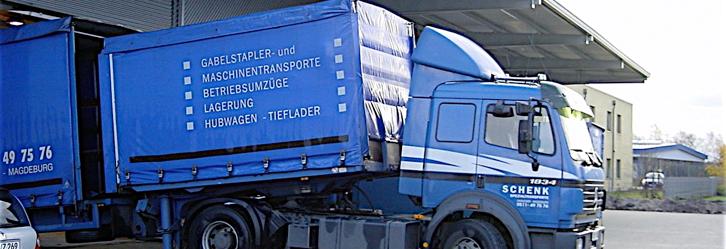 Betriebsumzüge - Polster Krane